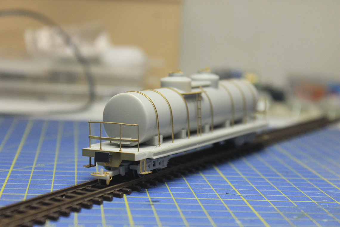 greek narrow gauge freight wagon p16