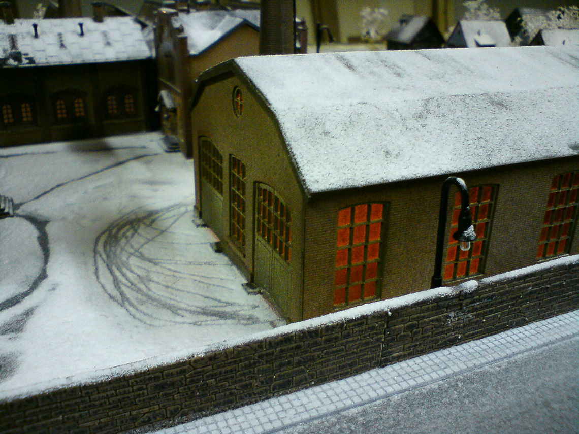 charile and the chocolate factory scale model